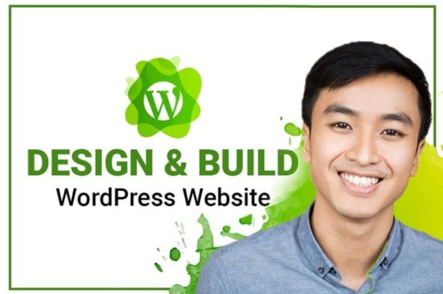 design and build a custom wordpress website